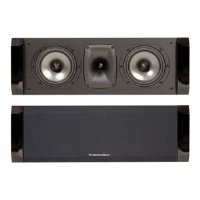 Cerwin-Vega CMX-25C 2-Way Home Audio Center Channel Speaker (Each, Black)