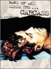 Carcass - Wake up and smell the Carcass The Videos VHS Gods of Grind Tour 1992 / Grindcrusher Tour 1989 Video