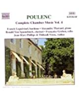 Complete Chamber Music Vol 4