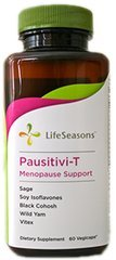 Lifeseasons Pausitivi-T Menopause Support