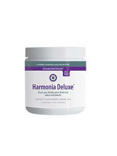 D'Adamo Blood Type Diet Harmonia Deluxe Greens Drink Mix All Types -- 7 oz