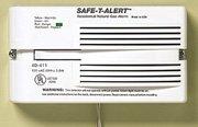 Safe T AlertTM Propane/Natural Gas Alarm, Line Cord