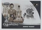 Bernie Parent Philadelphia Flyers (Hockey Card) 2011-12 Panini Certified Certified Champions #18