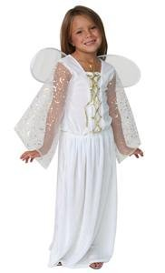 Nativity Christmas Costume Angel Size 4/6 (Christmas Nativity Costumes)