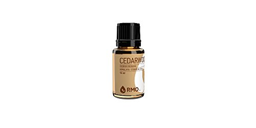 Rocky Mountain Oils Cedarwood Essential Oils, 15ml