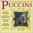 Mario Lanza - Puccini:La Boheme/Madame Butterfly/Tosca/Gianni Schicchi/Turandot - Zortam Music