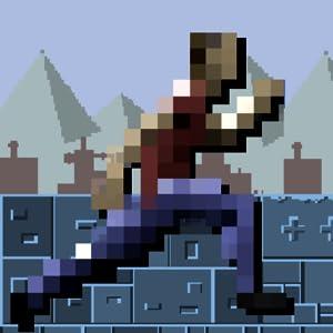 8 Bit Runner from Retrorun2014Mob