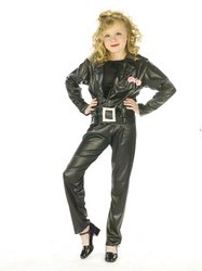 Girl's Costume: Grease Cool Sandy-Small PROD-ID : 567188 (Sandys Cool Grease Costume Wig)