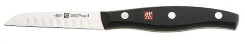 J.A. Henckels Twin Signature 3-Inch Kudamono Hollow-Edge Paring Knife