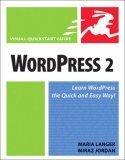 Wordpress 2 (Visual QuickStart Guides)