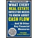 img - for byFrank Gallinelli What Every Real Estate Investor Needs to Know About Cash Flow... And 36 Other Key Financial Measures (text only)2nd(Second) edition[Paperback]2008 book / textbook / text book