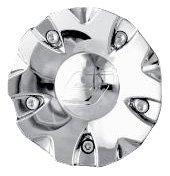 Mr. Lugnut C10242C Chrome Plastic Center Cap for 242 Wheels (Mr. Lugnut)