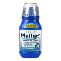 Phillips' Original Milk of Magnesia Liquid, 12-Ounce Bottle