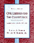 img - for Civil Liberties and the Constitution: Cases and Commentaries book / textbook / text book