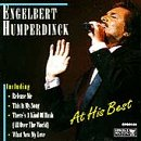echange, troc Engelbert Humperdink - At His Best