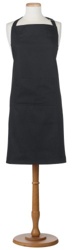 DII Chef's Apron, Black