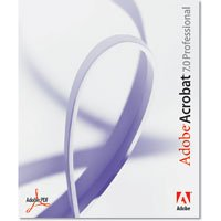 Adobe Acrobat 7.0 Professional student version for WINDOWS