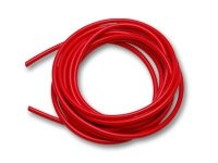 "Vibrant 2103R 1/4"" (6.35Mm) I.D. X 25 Ft. Of Silicon Vacuum Hose - Red front-72169"