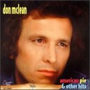 American Pie & Other Hits Don Mclean