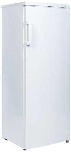 Comfee GS 140 Gefrierschrank / A+ / 142 cm Höhe / 213,16 kWh/Jahr / 0 L Kühlteil / 170 L Gefrierteil / 5 transparente Schubladen / höhenverstellbare Füße