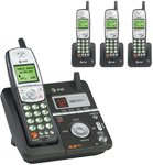 AT&T E5814B 5.8GHz Cordless Phone