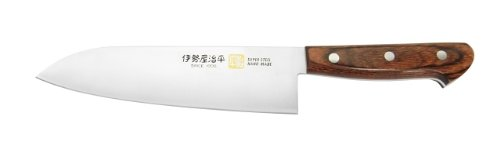 Seto Japanese Chef Knives E: Stainless Steel Made In Japan (Santoku Knife 180...