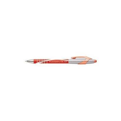paper-mate-kugelschreiber-flexgrip-elite-rot-12-st