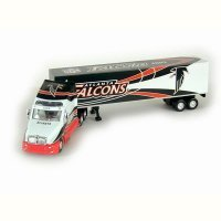 diecast car: 2003 NFL Limited Edition Diecast Tractor Trailer Semi Truck