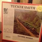 Tucker Smith Southern Railway 600 Pc Puzzle