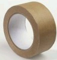 Framers Tape Picture Framing Tape Self Adhesive Brown Paper Sticky 38mm X 50m