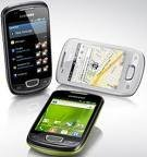 Link to Unlocked Samsung S5570 Galaxy Mini Touchscreen, Wi-Fi, 3G, Android International Smart Phone in Lime Green Get Rabate