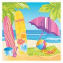 Surfs Up Lunch Napkins 16ct
