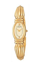 Seiko Women's Gold-tone I watch #SWA036