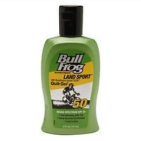 BullFrog Land Sport with Breathable Sweat TECH Quik Gel SPF 50