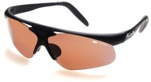 Bolle Vigilante Sunglasses Standard Polarized Matte Black Set TNS Gun