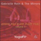 Music for Slow Yoga 1 - CD -