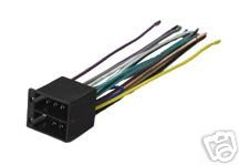 carxtc stereo wire harness ford focus. Black Bedroom Furniture Sets. Home Design Ideas
