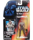 STAR WARS POWER OF THE FORCE LUKE SKYWALKER FIGURE IN DAGOBAH FATIGUES - 1