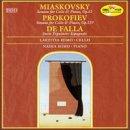 Miaskovsky/Prokofiev: Sonatas For Cello & Piano/Falla: Suite Populaire Espagnole