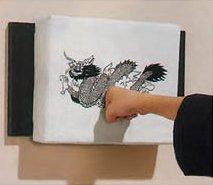Deluxe Dragon Makiwara Board