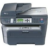 Brother MFC-7840W - Imprimante multifonction - Laser - Monochrome - USB