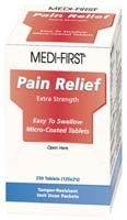 Medique 81133 Pain Relief 50-2/Pk First Aid Refill