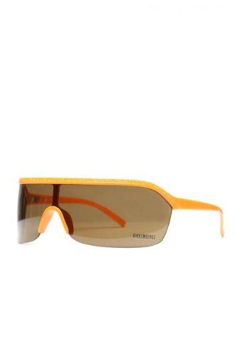 Dirk Bikkembergs Occhiali da Sole , unisex, Colore: arancione, Taglia: 95