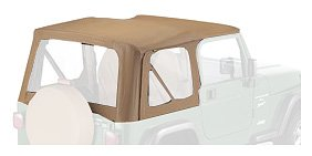 Bestop 79122-37 Sailcloth Replace-a-top Spice Soft Top