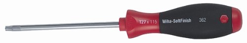 Wiha 36266 Torx Screwdriver With Softfinish Handle, T6 X 60Mm