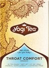 Throat Comfort Organic Tea - 16 Bags