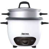 6-Cup Pot-Style Rice Cooker from Aroma