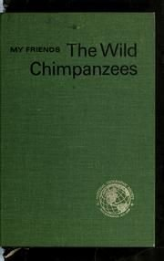 My friends, the wild chimpanzees,
