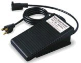 Foot Switch With AC Variable Speed Control, 6 amps max, 125 volts Line