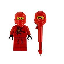 Lego Ninjago Retractable Pen - Red